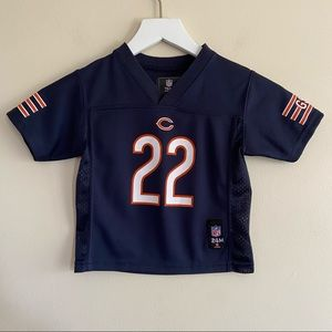 CHICAGO BEARS NFL Forte Jersey Toddler 24M